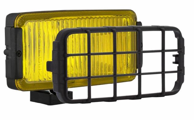 Gelbe halogen nebelscheinwerfer f r 12 24v 180x86 nebellicht kompletter satz ebay - Glasscheibe fur fenster ...